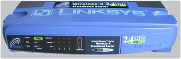 linksys-router-konfiguration